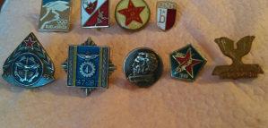 Značka - Tito, Jugoslavija, Jasenovac