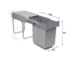Posuda za odvojeni otpad  ALVEUS Albio 20