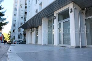 Poslovni prostor u ulici Stjepana Radića, Mostar