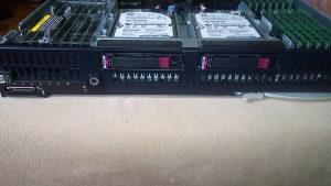 HPE ProLiant BL685c G7 48 core RAM 256GB DDR3