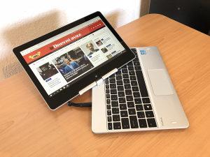 Laptop HP i7-3687U 3.30 /SSD 256GB/4GB/Intel 4000