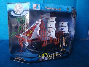 Pirat/gusar set sa brodom za djecu l NOVO