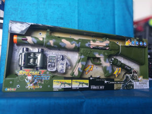 Djecija puska/pistolj na baterije l NOVO