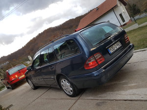 Mercedes-Benz E 270 E220 cdi 2001 god. Reg 7/2019