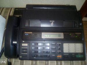 Fax i telefonska sekretarica