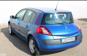 Renault Megane Reno Megan 1.5 dci(reg,servisi,gume)