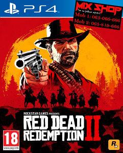 ORIGINAL IGRA RED DEAD REDEMPTION 2 Playstation 4 PS4