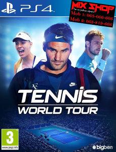 ORIGINAL IGRA TENNIS WORLD TOUR Playstation 4 PS4 tenis