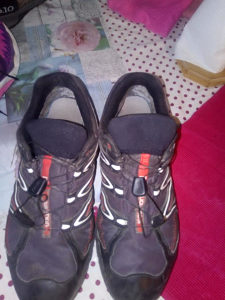 SALOMON ACS 2 SCELETON GORETEX