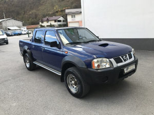 Nissan Navara 2.5 tdi 2003 / cijena bez PDV-a