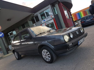 Volkswagen Golf 2 1989 god. 1.6 dizel..reg do 5/2019