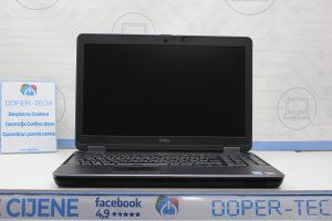 """Laptop Dell E6540; Core i5-4310M 3,40GHz;8GB DDR3 15,6"""""""