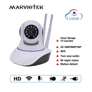 Wi Fi LAN Rotirajuca sigurnosna HD kamera