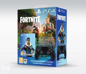 PS4 Dualshock - Dzojstik + Fortnite VCH - www.igre.ba