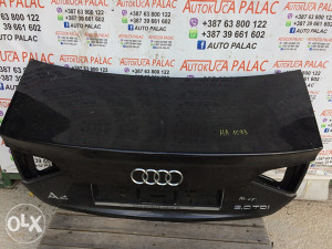 Hauba zadnja AudiA42009 HA1033