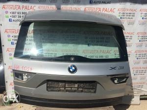 Hauba zadnja BMW E83 x3 2006 HA1057