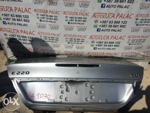 Hauba zadnja Mercedes W211 HA1070
