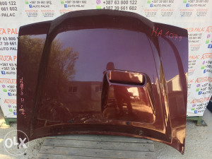 Hauba prednja  NissanTERRANO II2004 HA1079