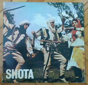 "Ansambli Folkloristik I Kosoves ""Shota"" – Shota"