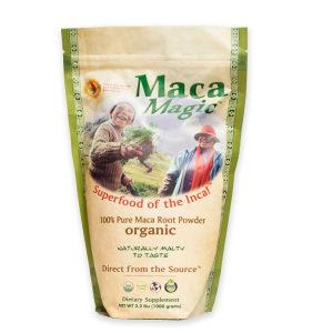 Maca / Maka prah / Organic / 1kg