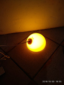 Lampa stona usb