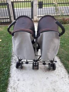 Kišobran kolica za blizance Chicco