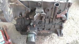Blok motora Peugeot 206 2.0 66kw hdi