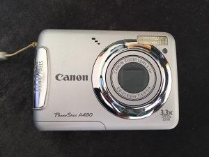 Digitalni Fotoaparat Canon
