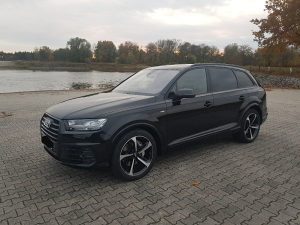 Audi Q7 3.0 TDI 3 x Sline Matrix LED