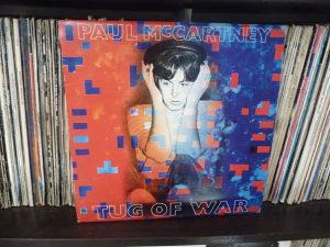 Paul McCartney Tug Of War