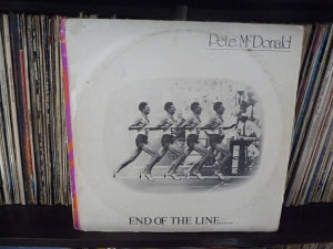 Pete McDonald End Of The Line