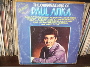 The Original Hits Of Paul Anka