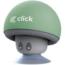 Zvučnik Bluetooth Mushroom Click BS-R-M zeleni