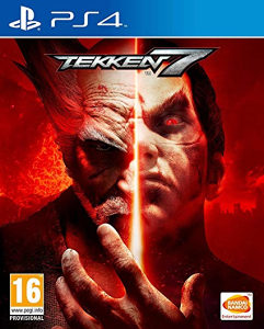 TEKKEN 7  PS4 DIGITALNA IGRA