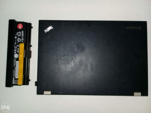 Laptop Lenovo i5 ssd