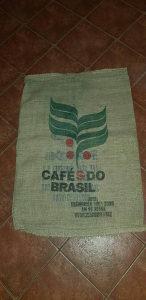 Prodajem jutane vrece od kafe