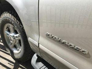 Ford Explorer 4.0