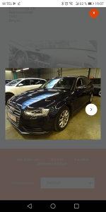 Audi A4 2014 godina  2.0 103kw