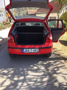 Volkswagen Polo 1.2 benzin