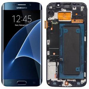 Samsung S6 Edge G925F display displej ekran LCD frame