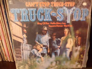 Truck Stop Can't Stop Truck Stop