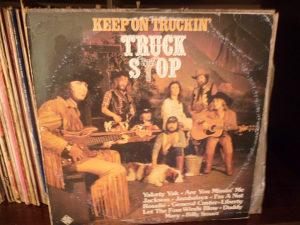 Truck Stop Keep On Truckin'
