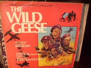 The Wild Geese Soundtrack