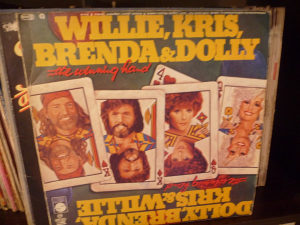 Willie Kris Dolly Brenda The Winning Hand