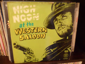 High Noon At The Western Saloon