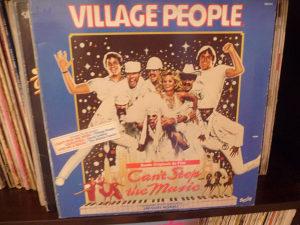 Village People Can't Stop Soundtrack Casablanca