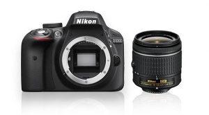 Nikon D3300 18-55mm