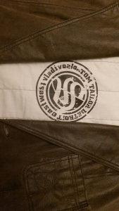 TOM TAILOR muška kožna jakna - broj 56/58