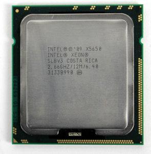 Intel Xeon Processor X5650