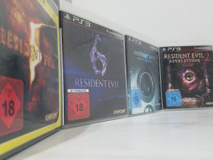 Resident evil ps3 playstation 3 igre